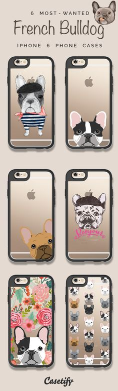 Life is better with a bulldog! | All time favourite French Bulldog iPhone 6 protective phone case designs by Megan Pizzitola | Click through to see more iphone phone case ideas >>> https://www.casetify.com/search?keyword=french+bulldog# | @casetify   https://www.casetify.com/search?keyword=french+bulldog#