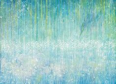 Water Dance (水のダンス) アイリス・グレース。