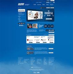Freedom Talk V2 on Web Design Served