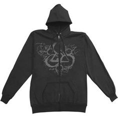 Coheed And Cambria - Hooded Sweatshirts - Zippered Band