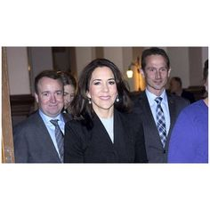 Princess Mary attended a conference on humanitarian cris, sexual and reproductive health at the Christiansborg Palace.