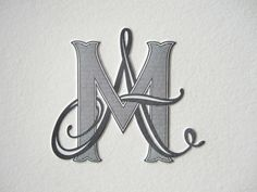 monograms | Annie & Marc's custom monogram