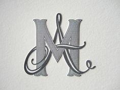 monograms | Annie & Marc's custom monogram