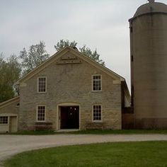 Trimborn Farm - Greendale, WI, United States. The brick barn