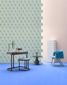 Materia d'invenzione, nuovi rivestimenti decorativi /// Matter of invention, new decorative coatings• Styling Daria Pandolfi • Foto Beppe Brancato