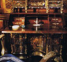 Scala Regia: Chez le Baron et la Baronne de Rothschild