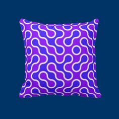 An Amazing Abstract 4 Throw Pillow