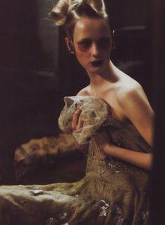Vogue Italia, March 1999 Paolo Roversi
