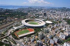 Estádio de Futebol Maracanã!