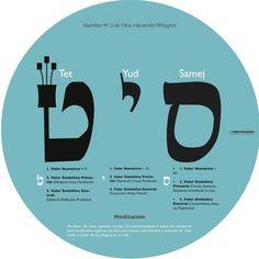 Same - Yud - Tet #Kabbalah