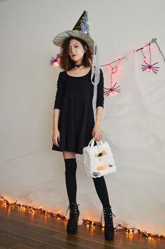 Q2HAN DIY Witch Halloween- https://www.youtube.com/watch?v=kgN5rbkFMXA