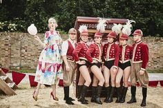 Circus (Harper's Bazaar UK)