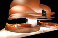 Booth Design Sonatrach By David de Bruijn