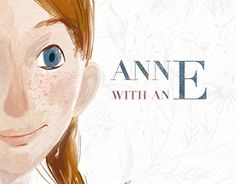 "Check out new work on my @Behance portfolio: ""Anne with an E"" http://be.net/gallery/54132313/Anne-with-an-E"