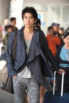 "Sung Joon in ""Lie to Me"" series"