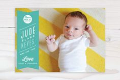 Ribbon Banner by Alethea and Ruth at minted.com