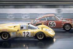 Le Mans 1970, Ferrari 512S chassis 1030 Ecurie Francorchamps, piloti Hughes de Fierlant e Alistair Walker