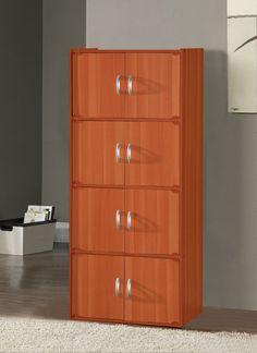 8 Door Storage Cabinet