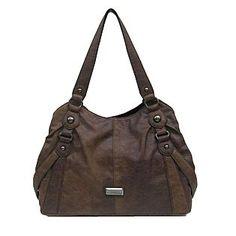Plum- -Women's Handbag Cortland Tote
