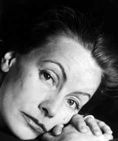 Greta Garbo, born Greta Lovisa Gustafsson (1905-1990) - Swedish film actress and an international star and icon during Hollywood's silent and classic periods. Photo Cecil Beaton, 1946