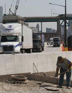 New Truck Roadway Opens in Southwest Detroit. Read More @ http://www.onlinetrucksusa.com/news/