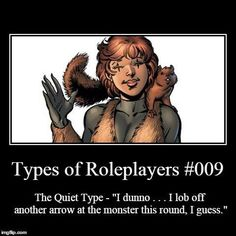 types of role players comp part 1