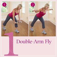 Denise Austin strength training