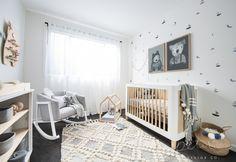 Kids Bedroom Inspirations – Petite Interior Co Creates Dreamy Bedrooms – Inspirations Boys Room Design, Boys Room Decor, Kids Bedroom, Nursery Decor, Nursery Ideas, Trellis Rug, Baby Boy Rooms, Baby Boys, Diy Home Decor