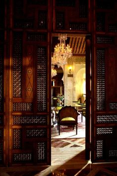 Moroccan Home Style ~ the inspiration for so much Bohemian decor, dress and accessories.