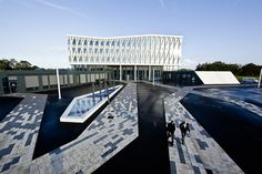 Image 1 of 26 from gallery of Viborg Town Hall / Henning Larsen Architects. Photograph by Thorbjørn Hansen