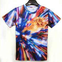 Galaxy Cat Sweatshirt | galaxy cat t-shirt, cat t-shirt, best cat t-shirt