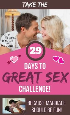 29 Days to Great Sex: The series! Make your marriage sizzle. How to have a passionate marriage, and increase intimacy in your marriage. Great sex tips for your marriage, in this wonderful marriage challenge! Marriage Relationship, Happy Marriage, Marriage Advice, Love And Marriage, Biblical Marriage, Strong Marriage, Christian Wife, Christian Marriage, Intimacy In Marriage
