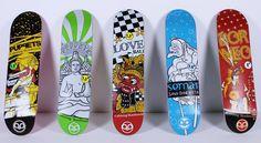 inspiring skate decks