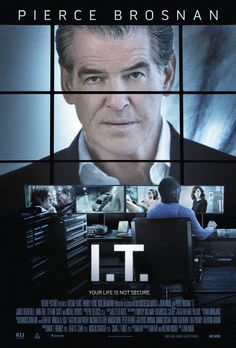 Directed by John Moore. With Pierce Brosnan, Jason Barry, Karen Moskow, Kai Ryssdal. A self-proclaimed millionaire, has his life turned upside down after firing his I. Cinema Movies, All Movies, Film Movie, Movies To Watch, Movies And Tv Shows, 2017 Movies, Pierce Brosnan, Nicolas Cage, Cinema Posters