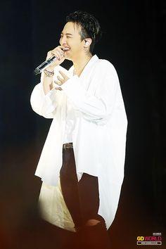 160820 G-Dragon - BIGBANG 0.TO.10 Concert in Seoul