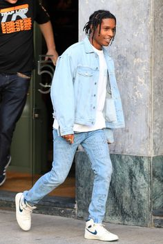 From maximalism to minimalism, and everything in between. Mode Masculine, Asap Rocky Outfits, Asap Rocky Shoes, Mode Outfits, Casual Outfits, Summer Outfits, Fashion Games, Fashion Outfits, Fashion Clothes