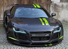 Awesome Audi R8  www.youlikecars.co.uk