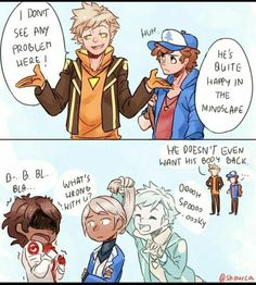 If ur a fan of Pokémon and GFalls you'll get this