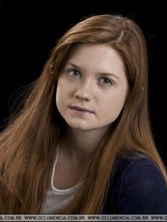 She was like my fav. Character when I was little.......I don't know why people are such haters on Ginny ..