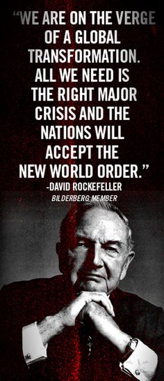 New World Order is underway...WAKE THE HECK UP PEOPLE!!!!