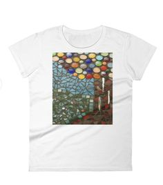 Buy unique print-on-demand products from independent artists worldwide or sell your own designs at the drop of an image! Bizarre Art, Online Printing, Mens Tops, How To Make, T Shirt, Stuff To Buy, Design, Women, Fashion