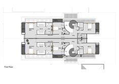 Galeria de As Townhouses de Brighton / Martin Friedrich Architects - 28