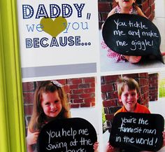 craft, mothers day, famili, gift ideas, father day