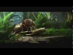 League of Legends Cinematic: A New Dawn Deleted Scene 2014 League Of Legends, Dawn, Sci Fi, Scene, Science Fiction, League Legends, Stage