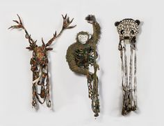 Fiona Hall - Fal prey - big game hunting