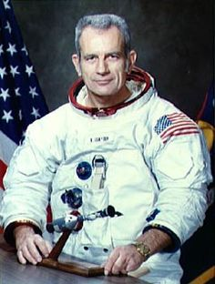 Deke Slayton...one of the original Mercury 7 Astronauts...finally got to fly on the Apollo-Soyuz mission in 1975.