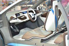 2013 BMW i3 Concept Interior