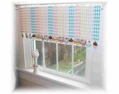 For P years from now when she decides to create Rachel Jr. Cupcake Bedroom, Cupcake Nursery, Valance Window Treatments, Sweet Cupcakes, Future Baby, Handmade Gifts, Valances, Jfk, Paper