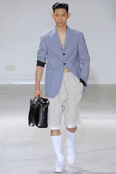 3.1 Phillip Lim - Paris Men's Fashion Week  - Spring-Summer 2015