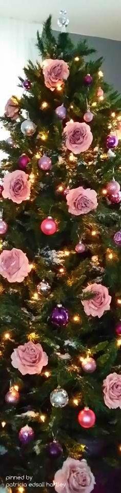 Rosey Christmas.....